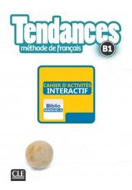 Tendances EBOOK B1 ćwiczenia