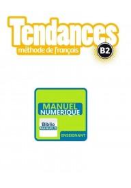 Tendances EBOOK B2 przewodnik metodyczny