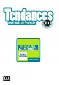 Tendances EBOOK B1 przewodnik metodyczny