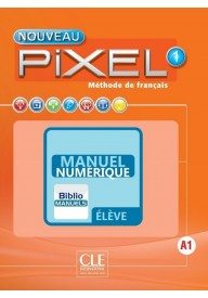 Pixel EBOOK 1 A1 podręcznik