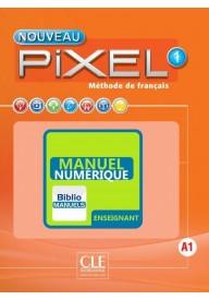 Pixel EBOOK 1 A1 przewodnik metodyczny