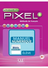 Pixel EBOOK 2 A1 podręcznik