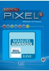 Pixel EBOOK 3 A2 podręcznik