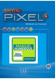 Pixel EBOOK 3 A2 przewodnik metodyczny
