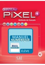 Pixel EBOOK 4 A2 podręcznik