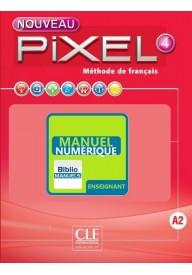 Pixel EBOOK 4 A2 przewodnik metodyczny