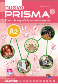 Nuevo Prisma EBOOK A2 podręcznik