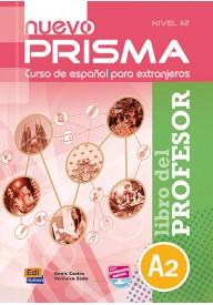 Nuevo Prisma EBOOK A2 przewodnik metodyczny