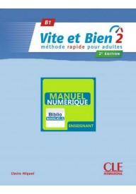 Vite et bien EBOOK 2 B1 przewodnik metodyczny