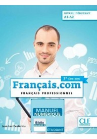 Francais.com EBOOK debutant 3ed podręcznik A1-A2