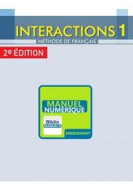 Interactions EBOOK 1 A1.1 2 ed. przewodnik metodyczny