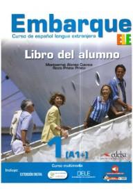Embarque EBOOK 1 podręcznik