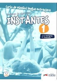 Instantes EBOOK 1 ćwiczenia
