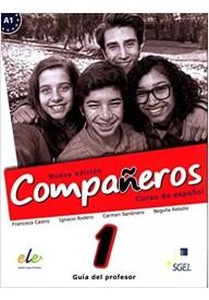 Companeros EBOOK 1 wersja dla nauczyciela nueva edicion