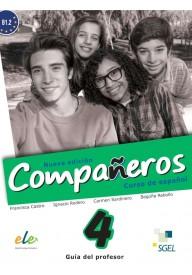 Companeros EBOOK 4 wersja dla nauczyciela nueva edicion