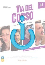 Via del Corso EBOOK B1 ćwiczenia interaktywne idee.it