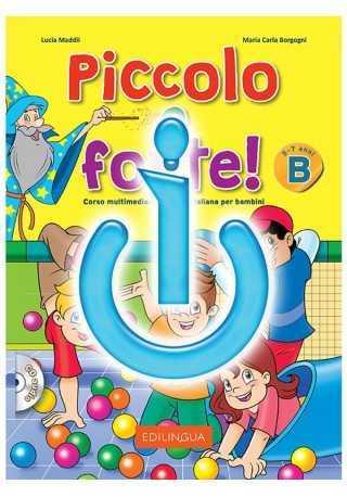 Piccolo e forte! EBOOK B podręcznik idee.it