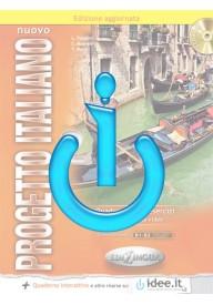 Nuovo Progetto italiano EBOOK 2 ćwiczenia interaktywne idee.it