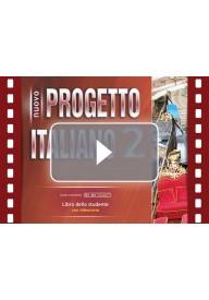 Nuovo Progetto italiano EBOOK 2 Videocorso idee.it