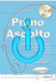 Primo ascolto EBOOK A1-A2 ćwiczenia interaktywne idee.it
