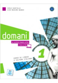 Domani EBOOK 1 podręcznik