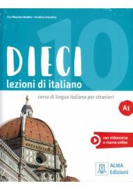 Dieci EBOOK A1 podręcznik