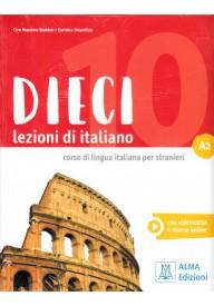 Dieci EBOOK A2 podręcznik