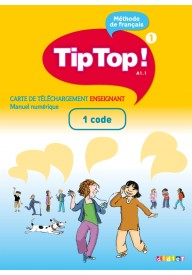 Tip Top EBOOK 1 A1.1 podręcznik