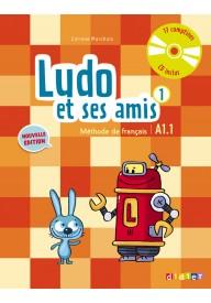 Ludo et ses amis EBOOK 1 Nouvelle podręcznik