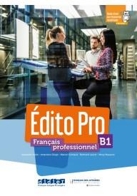 Edito Pro B1 podręcznik + DVD