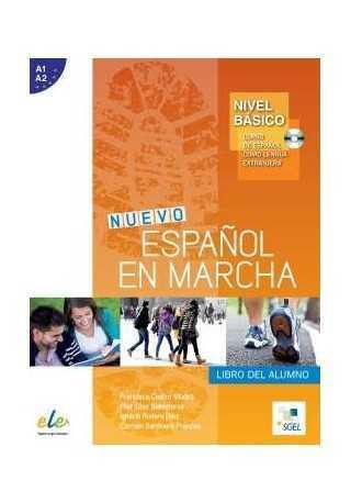 Nuevo Espanol en marcha WERSJA CYFROWA basico A1+A2 podręcznik + ćwiczenia