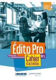 Edito Pro B1 ćwiczenia + CD MP3