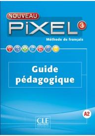 Pixel 3 A2 podręcznik nauczyciela /edycja 2016/