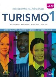 Turismo 1 A1/A2 podręcznik + ćwiczenia + zawartość online