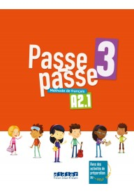 Passe-Passe 3 podręcznik A2.1