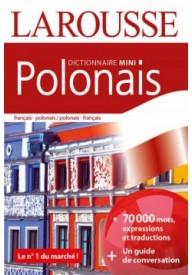 Dictionnaire Mini Francais-Polonais, Polonais- Francais