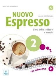 Nuovo Espresso 2 podręcznik + wersja cyfrowa