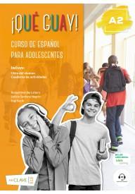 Que guay! A2 podręcznik + ćwiczenia