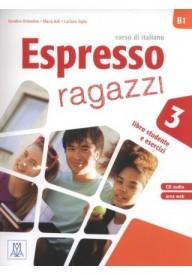 Espresso ragazzi WERSJA CYFROWA 3 podręcznik wersja dla nauczyciela