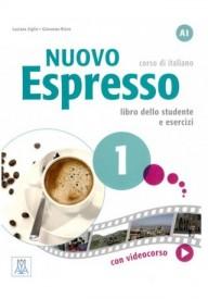 Nuovo Espresso WERSJA CYFROWA 1 podręcznik + ćwiczenia wersja dla nauczyciela