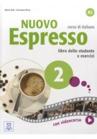Nuovo Espresso WERSJA CYFROWA 2 podręcznik + ćwiczenia wersja dla nauczyciela