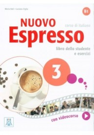 Nuovo Espresso WERSJA CYFROWA 3 podręcznik + ćwiczenia wersja dla nauczyciela