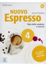 Nuovo Espresso WERSJA CYFROWA 4 podręcznik + ćwiczenia wersja dla nauczyciela