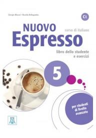 Nuovo Espresso WERSJA CYFROWA 5 podręcznik + ćwiczenia wersja dla nauczyciela