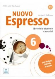 Nuovo Espresso WERSJA CYFROWA 6 podręcznik + ćwiczenia wersja dla nauczyciela