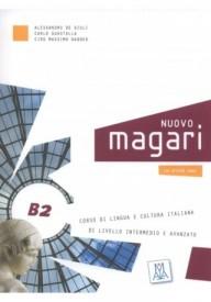 Nuovo Magari WERSJA CYFROWA B2 podręcznik wersja dla nauczyciela