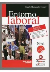 Entorno laboral A1/B1 podręcznik wersja rozszerzona + zawartość online
