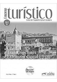 Entorno turistico claves y transcripciones + CD