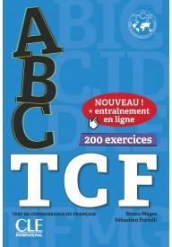 ABC TCF ksiązka + CD MP3 + zawartość online