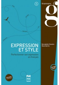 Expression et style podręcznik + klucz B2-C1